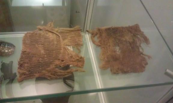 Byzantine cloth - XIc.